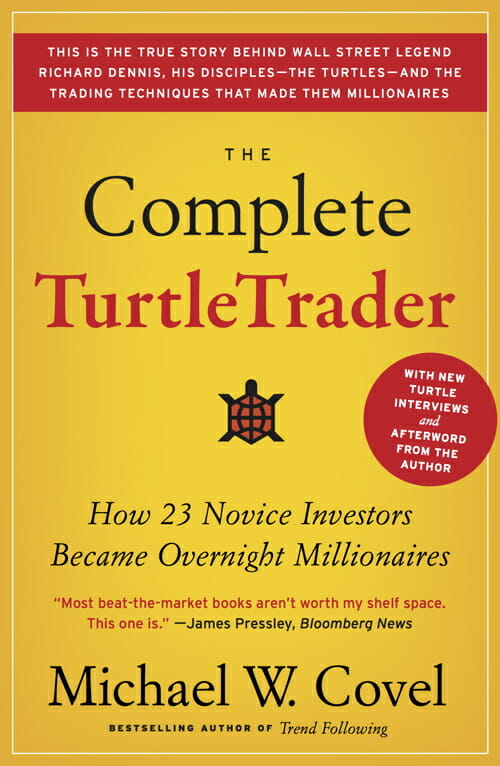 TurtleTrader Audiobook by Michael Covel