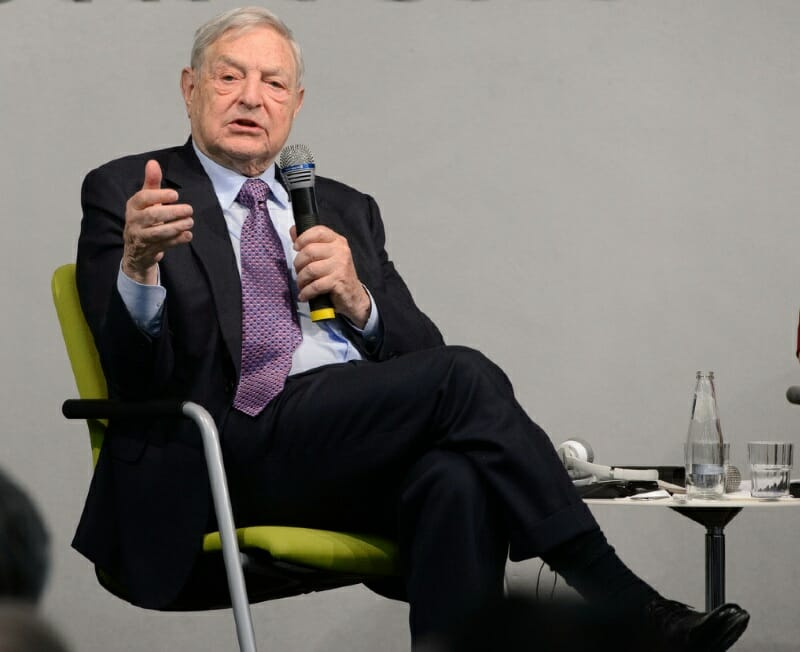 Just who is George Soros?